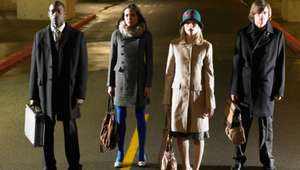 Rituales de Año Nuevo: pasear con maletas para tener viajes