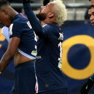 Neymar é decisivo de novo e leva PSG à final da Copa da Liga