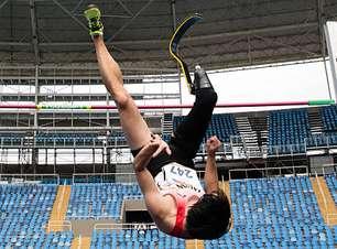 Rio 2016 corre contra o tempo por 'Paralimpíada da superação'
