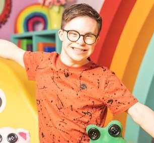 O 1º apresentador de programa infantil com Síndrome de Down