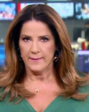 Christiane Pelajo abandona estúdio e reclama da GloboNews