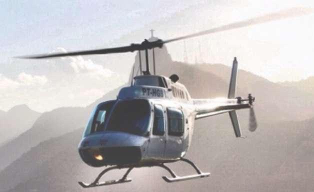 Para final da Copa, Uber oferece tour de helicóptero no Rio