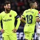 Barcelona domina, mas empata sem gols com Lyon na França