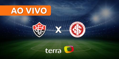 Vitória x Internacional - Ao vivo - Brasileiro Série A - Minuto a Minuto  Terra 43892e8b584c5
