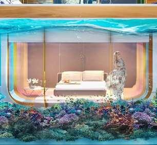 Ilhas artificiais de Dubai terão casas subaquáticas