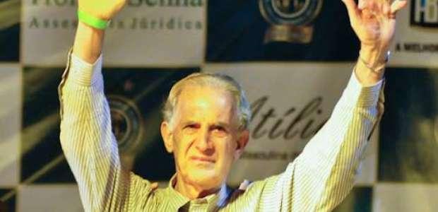 Ex-técnico Carlos Alberto Silva morre aos 77 anos