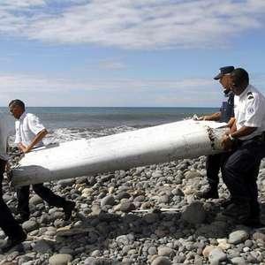 França confirma que destroços achados em ilha são do MH370