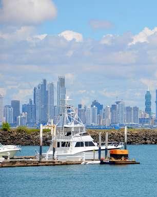 Cidade do Panamá é maior polo financeiro da América Central
