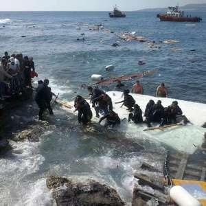 Mueren ahogados 11 refugiados al dirigirse a isla griega Kos