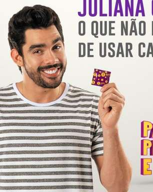 Em qualquer época do ano, camisinha para prevenir o HIV!