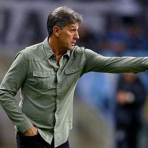 """Renato Gaúcho provoca Jesus: """"Tem 65 e nunca ganhou nada"""""""