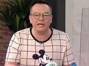 "Jornalista da RedeTV! 'inocenta' Nego do Borel: ""Me xinguem"""