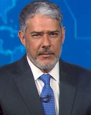 Globo nega que William Bonner deixará a emissora em 2022