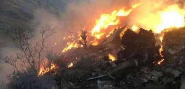 Avião comercial cai com cerca de 40 pessoas no Paquistão