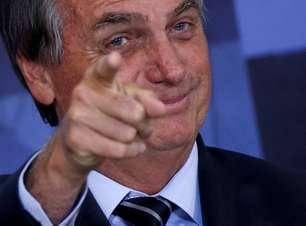 Bolsonaro diz que foi colocado por Deus na Presidência
