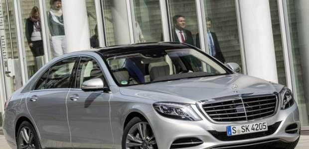Mercedes-Benz S550 Plug-in Hybrid 2015