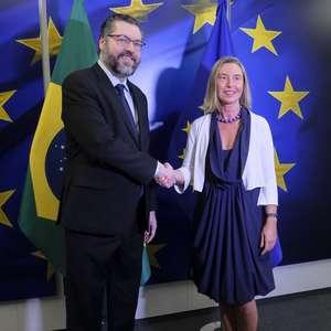 'Brasil não é Bolsonaro' e Mercosul-UE protegerá Amazônia