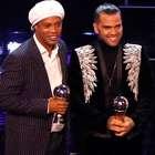 Figurinos de Ronaldinho e Daniel Alves dominam memes na Fifa
