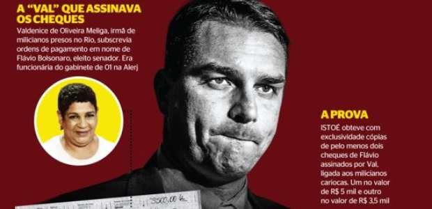Exclusivo: os novos rolos que envolvem Flávio Bolsonaro