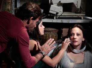 'Amor à Vida': Rebeca recebe ligação e deixa Paloma desconfiada