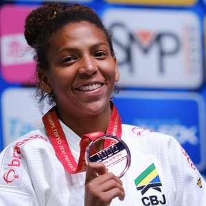 Rafaela Silva, campeã olímpica, é flagrada em antidoping