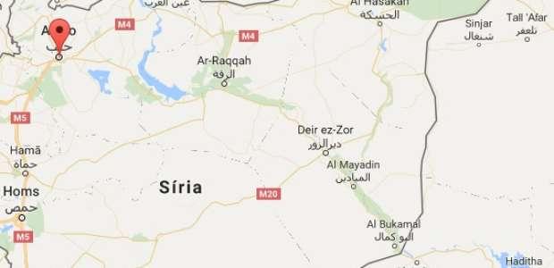 EI decapita 5 jovens acusados de espionagem na Síria