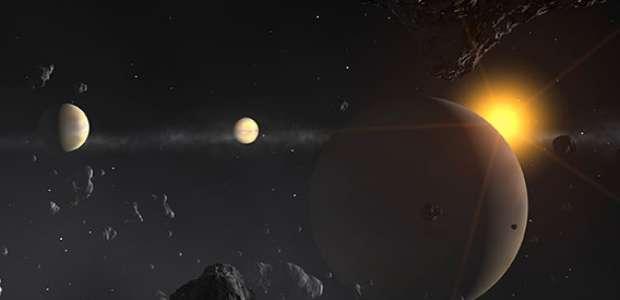 ¿Quieres poner nombre a un nuevo planeta? ¡Ahora puedes!