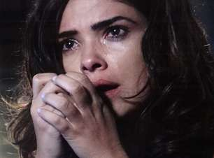 'Amor à Vida': Aline garante que é inocente ao ser interrogada