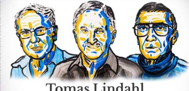 Premio Nobel de Química para investigadores del ADN
