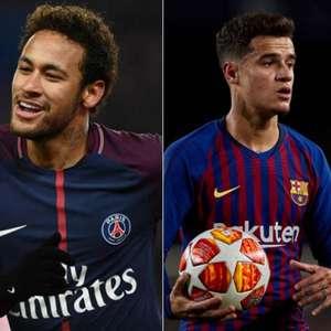 Neymar, Coutinho, Icardi: veja o vaivém do dia na Europa