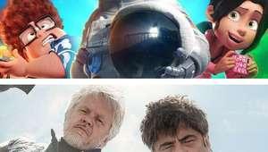 Un fin de semana de estrenos españoles