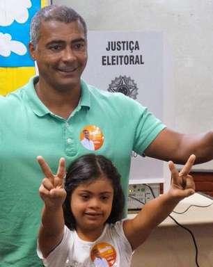 Após virar senador, Romário mira prefeitura do Rio