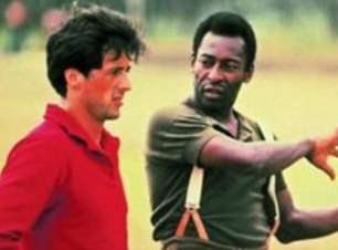Sylvester Stallone lembra defesa de chute de Pelé
