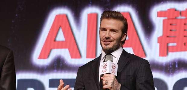 La espeluznante transformación de David Beckham (FOTO)