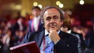 Candidato a FIFA denuncia fraude en Asia a favor de Platini
