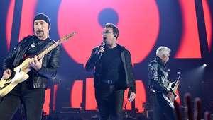 U2 apuesta todo contra Donald Trump (VIDEO)