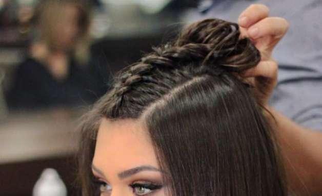 Aprenda a fazer o penteado da youtuber Flavia Pavanelli!