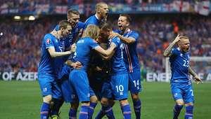 Cómo se formó la selección de Islandia, la nueva burla ...