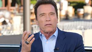 Arnold Schwarzenegger se burla de Donald Trump (VIDEO)