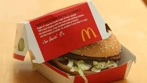 Países con la hamburguesa Big Mac más cara y barata