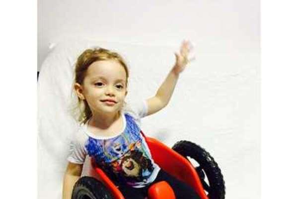 77e9743cc Cadeira de rodas infantil que permite o brincar livre e contribui para o  desenvolvimento cognitivo é patenteada no Brasil