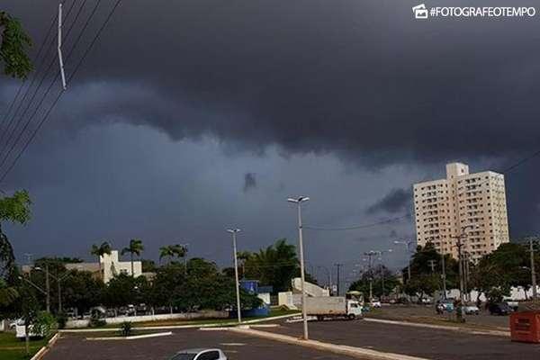 Há risco de temporais em São Luís (MA) 722e9c116239c