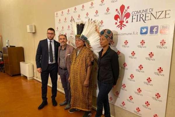 Florença aprova moção em prol de indígenas da Amazônia