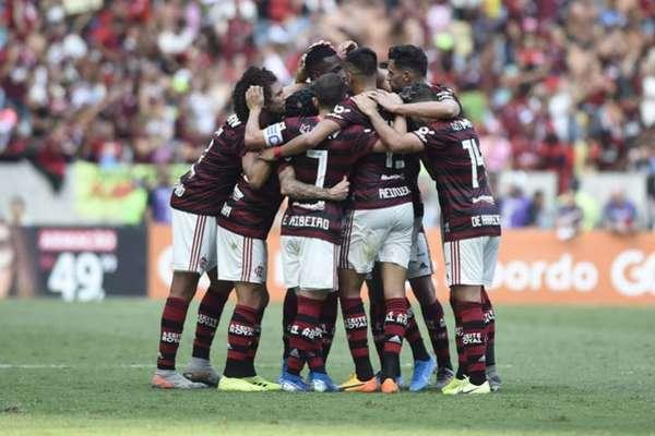 Flamengo encara o Bahia, no Maracanã, neste domingo (Foto: Paulo Sergio/Agencia F8)