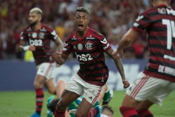Bruno Henrique, autor de 18 gols no Brasileiro, não enfrenta o Grêmio (Foto: Alexandre Vidal / Flamengo)