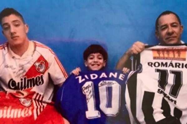 Frantchescoli, Zidane Romário e Vicente Ferreira - (Foto: Reprodução)