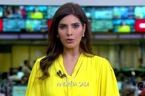 Furo' sobre Bolsonaro no JN consolida repórter Andréia Sadi