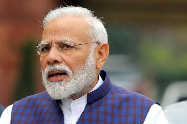 Primeiro-ministro da Índia, Narendra Modi 18/11/2019 REUTERS/Altaf Hussain