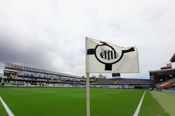 Santos tem histórico muito positivo em decisões na Vila Belmiro (Foto: Reprodução/Twitter Santos)