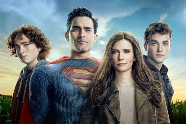 Superman & Lois vira estreia de série mais vista da rede The CW